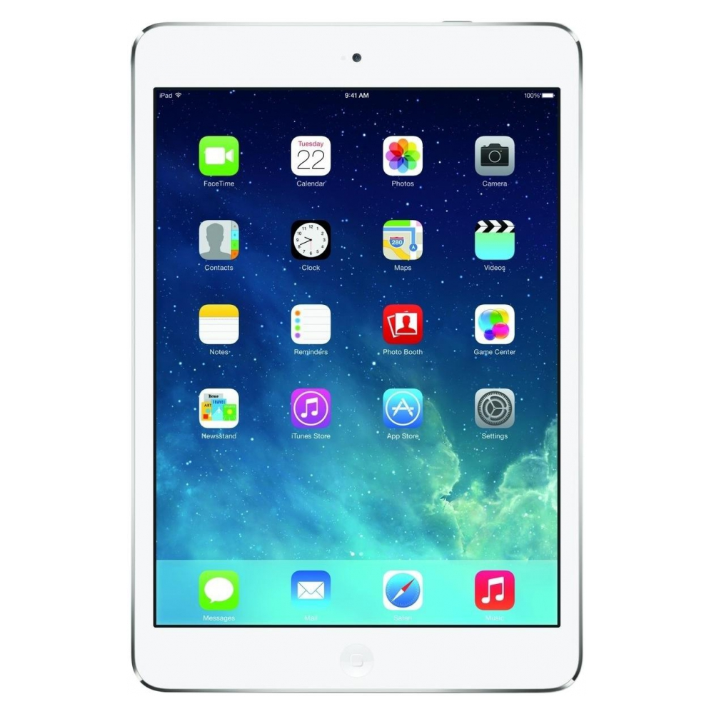Планшет Apple iPad mini 2 Wi-Fi 16GB Silver (ME279TU/A) UA UCRF