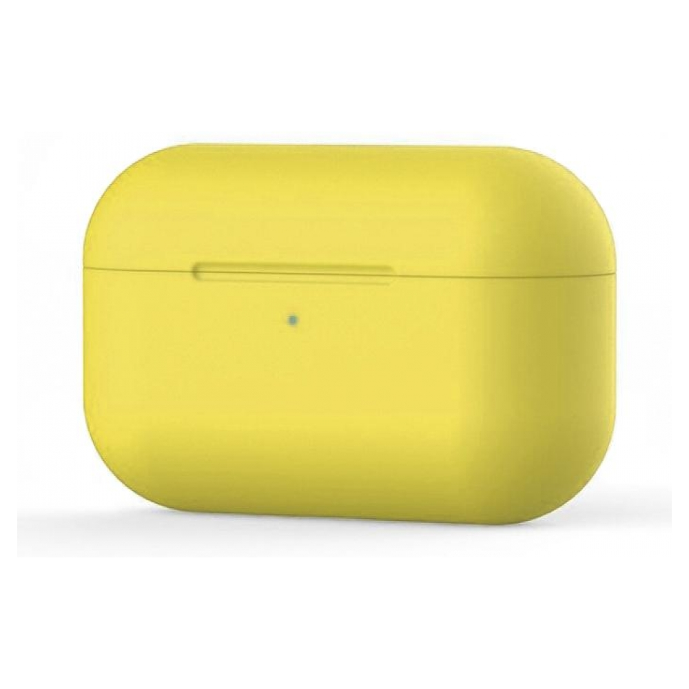 Чехол Armorstandart Ultrathin Silicone Case для Apple AirPods Pro Yellow (ARM55963)