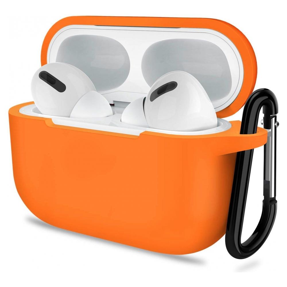 Чехол Armorstandart Silicone Case для Apple Airpods Pro Orange  (ARM56088)