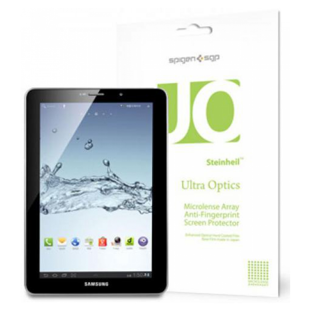"Защитная пленка SGP Steinheil UO Ultra Optics Premium LCD Protection Film для Galaxy Tab 7.7"" (SGP08879)"