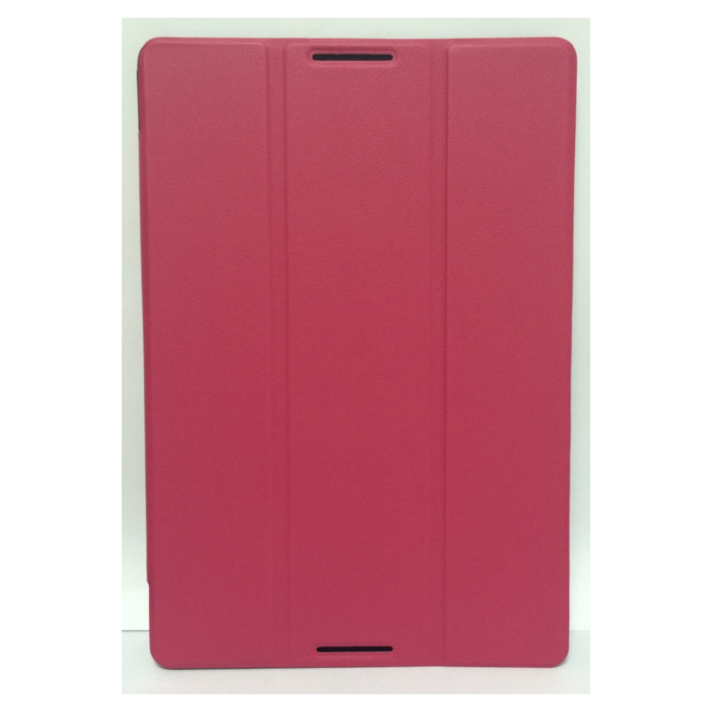 Чехол Classic Slim Stand Leather Case для Lenovo A7600 Rose