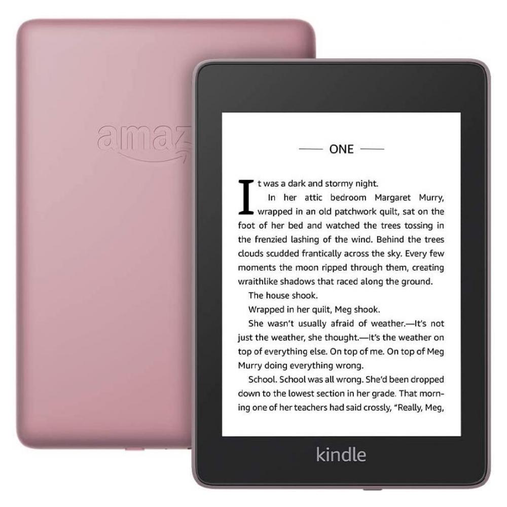 Электронная книга Amazon Kindle Paperwhite 10th Gen. 8GB Plum