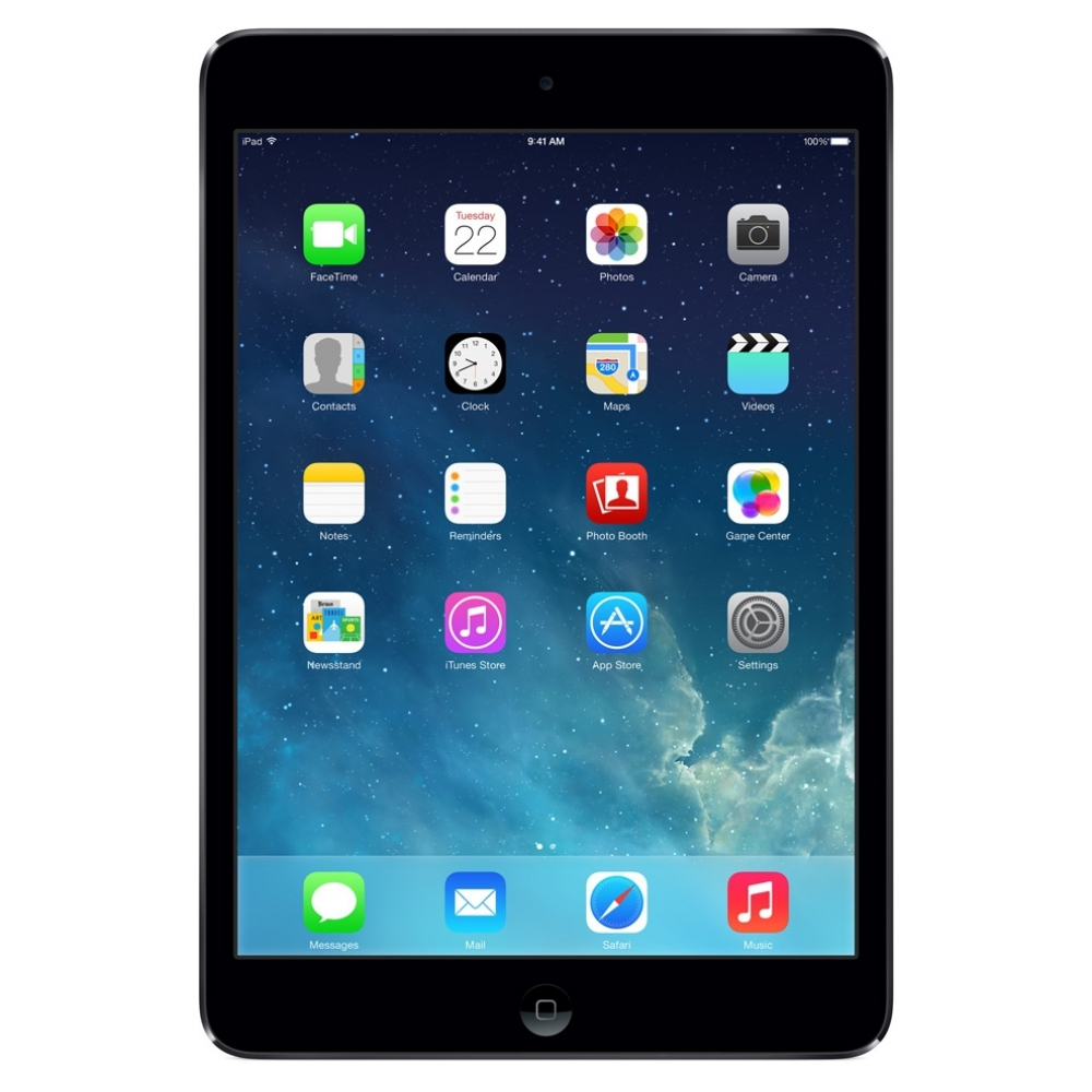 Планшет Apple iPad mini 2 Wi-Fi 64GB Space Gray (ME278TU/A) UA UCRF
