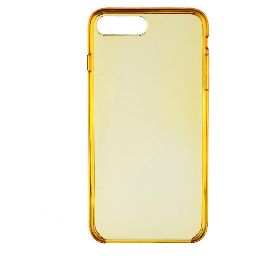 Панель ArmorStandart Clear Case для Apple iPhone 8 Plus Yellow (ARM54950)