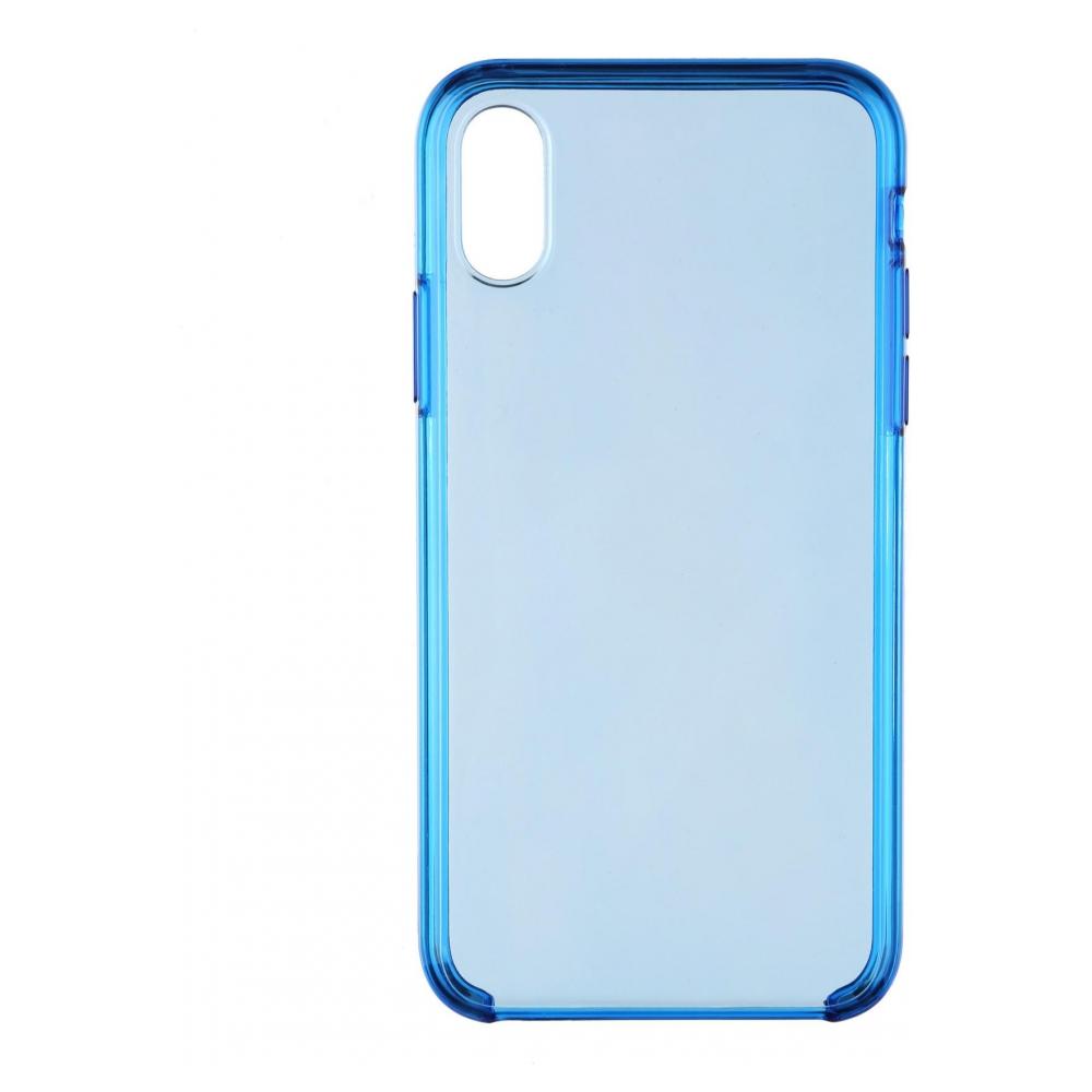 Панель ArmorStandart Clear Case для Apple iPhone XS/X Blue (ARM54933)