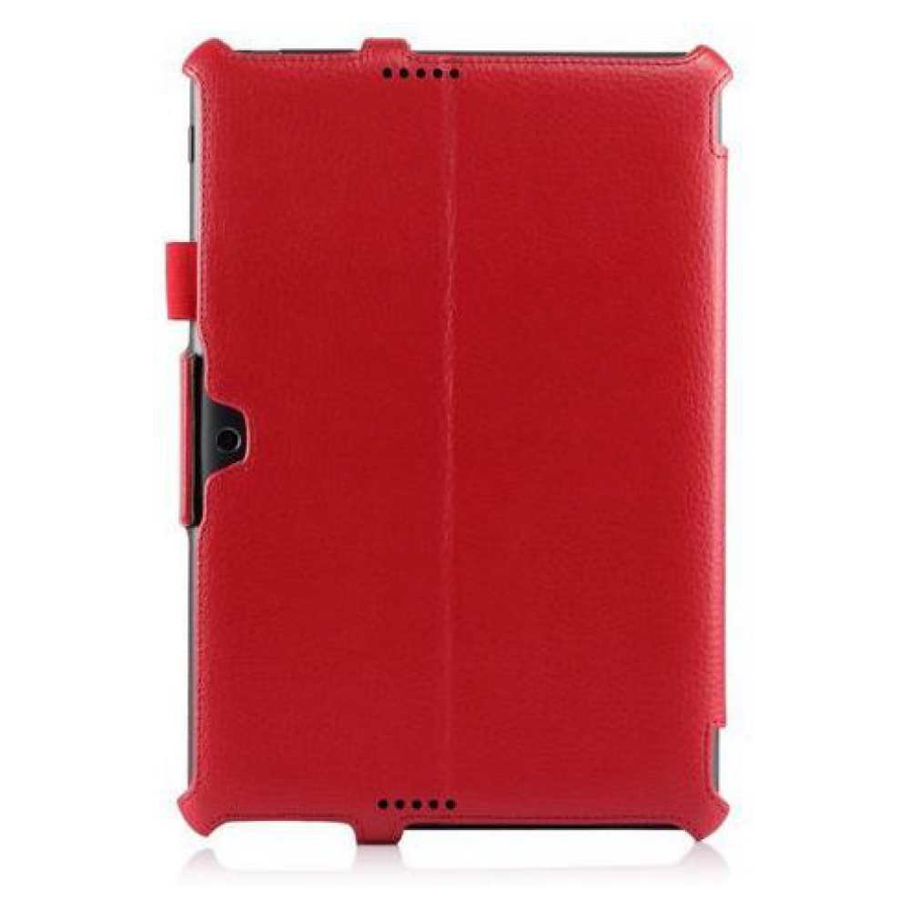 Чехол Classic Slim Stand Leather Case для Asus MeMo Pad HD 10 ME102A - Red