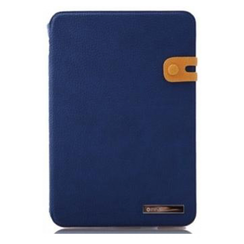 Чехол ZENUS Galaxy Tab 7.0 (P3100) Leather Case 'Masstige' Color Edge Folder Band - Navy