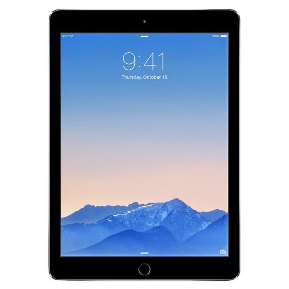 Планшет Apple iPad Air 2 Wi-Fi 4G 128GB Space Gray (MGWL2TU/A) UA UCRF