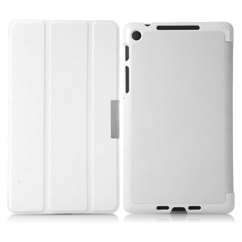 Чехол Moko Smart Cover UltraSlim для Asus Google Nexus 2gen (2013) White