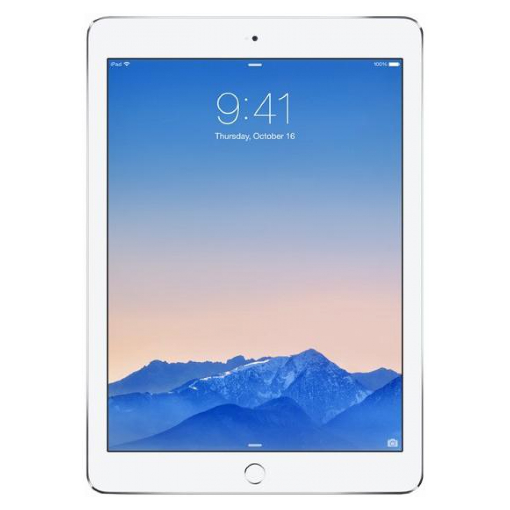 Планшет Apple iPad Air 2 Wi-Fi 4G 16GB Silver (MGH72TU/A) UA UCRF
