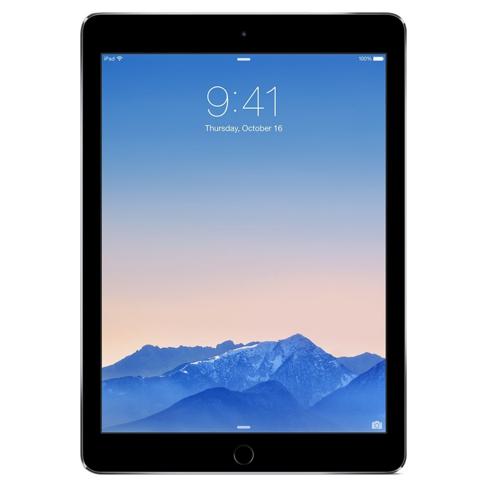 Планшет Apple iPad Air 2 Wi-Fi 64GB Space Gray (MGKL2) UA UCRF