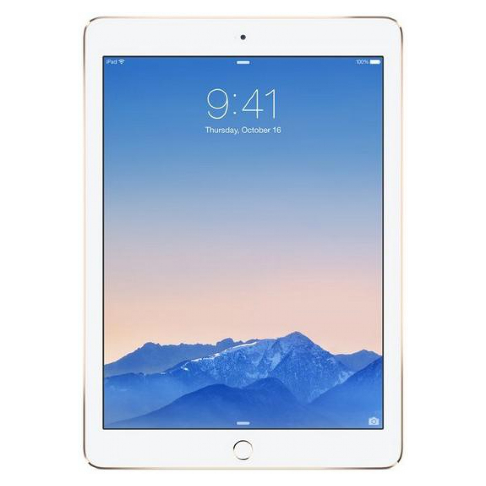 Планшет Apple iPad Air 2 Wi-Fi 128GB Gold (MH1J2TU/A) UA UCRF