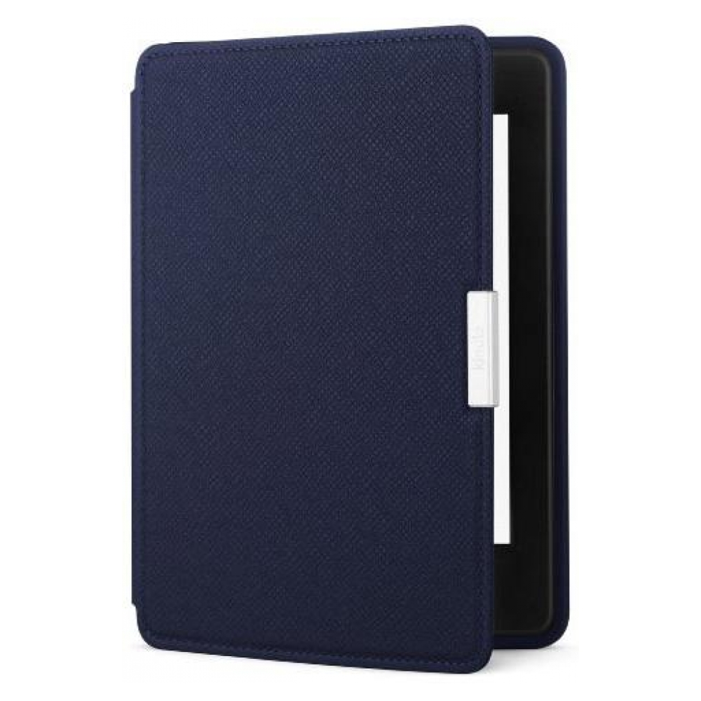 Чехол Amazon Kindle Paperwhite Leather Cover, Ink Blue