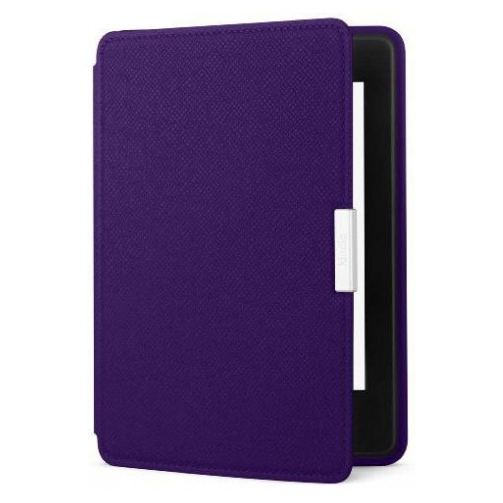 Чехол Amazon Kindle Paperwhite Leather Cover, Royal Purple
