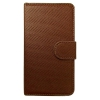 Чехол FT Leather Case Bi-Fold BROWN для Samsung Galaxy S2