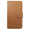 Чехол FT Leather Case Bi-Fold COFFE для Samsung Galaxy S2