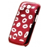 Чехол Marc by Marc Jacobs Lips Case Red для Samsung i9300