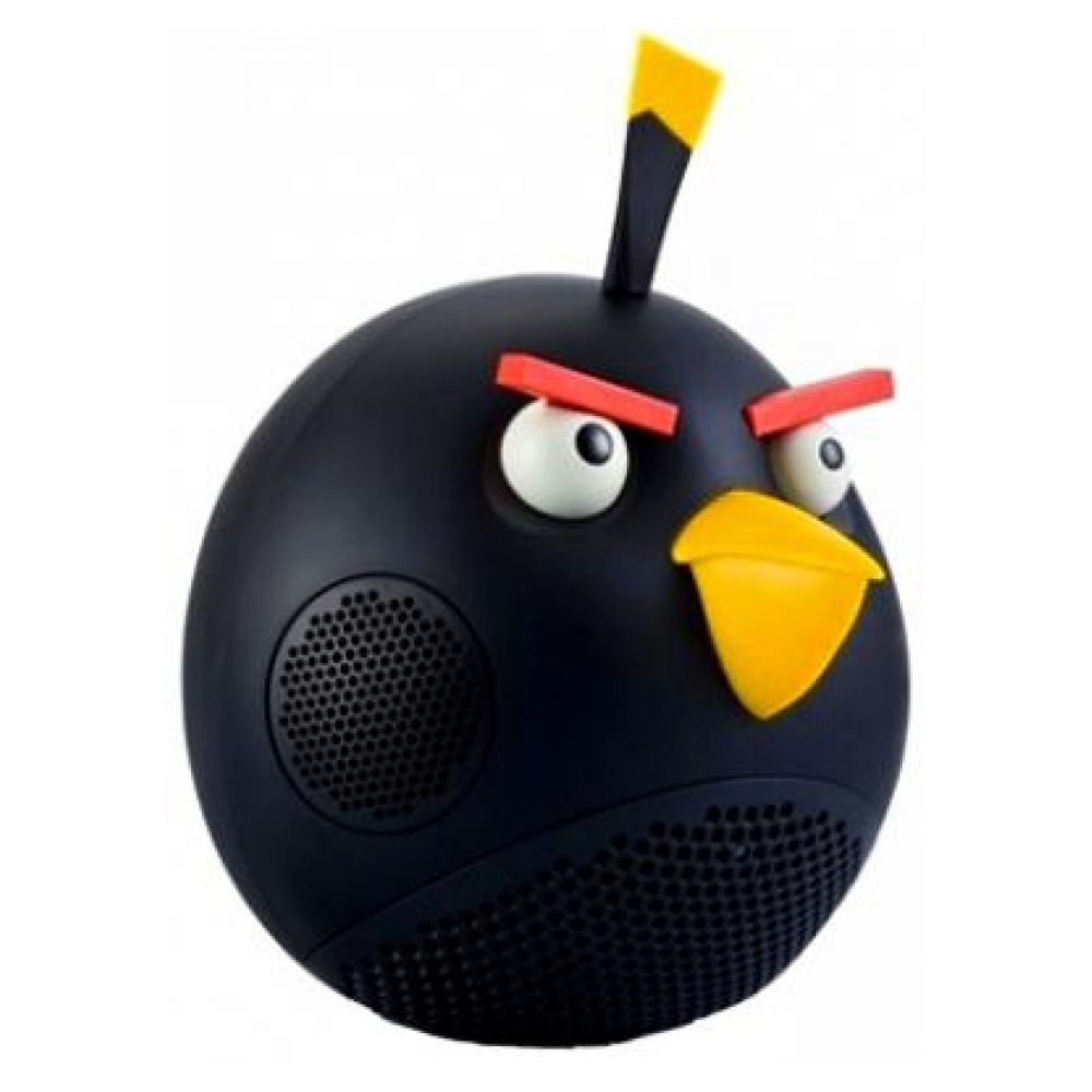 Акустическая система Gear4 Angry Birds Black Bird Speaker (PG552G)