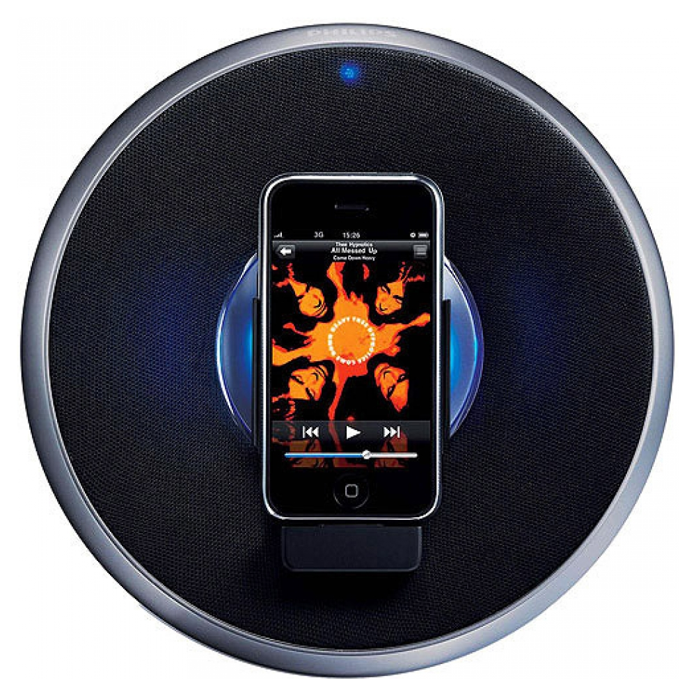 Акустическая система Philips SBD7000/10 Rock-n-Roll Speaker Dock для iPhone/iPod