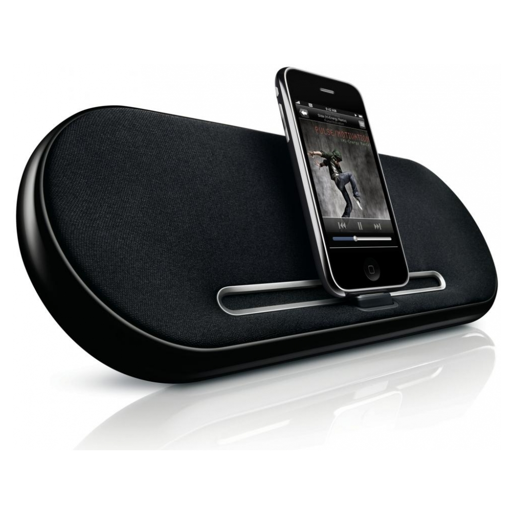 Акустическая система Philips SBD7500 Fidelio Portable Speaker Dock для iPod/iPhone (Black)