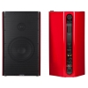 Monster Clarity HD Monitor Speakers (Red)
