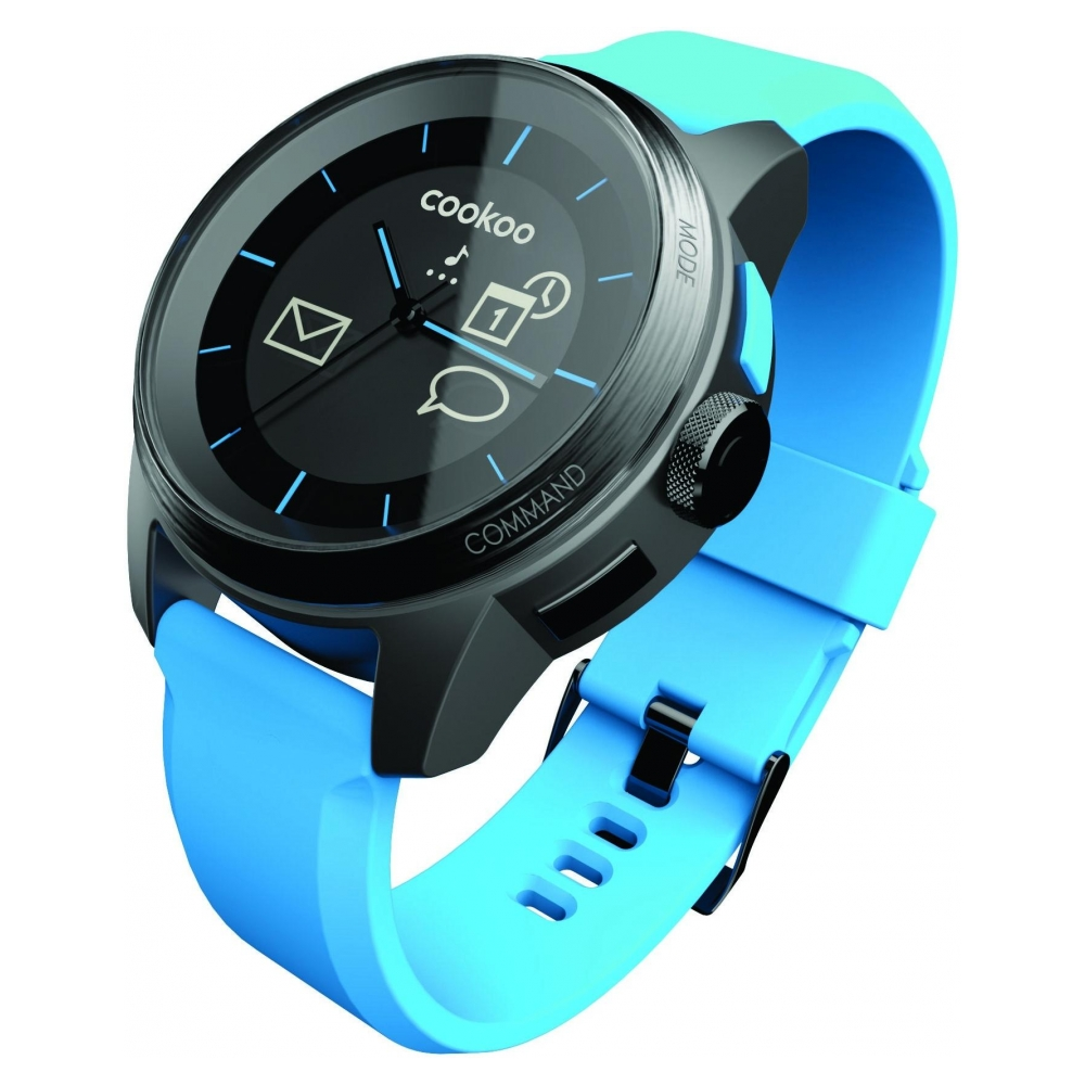 Часы Сookoo Watch Blue